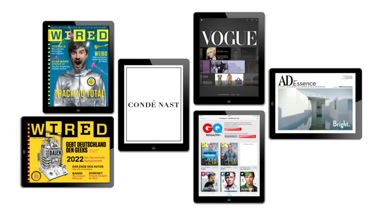 CONDÉ NAST DIGITAL PUBLISHING